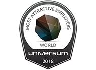 Global Most Attractive Employer Grant Thornton Award